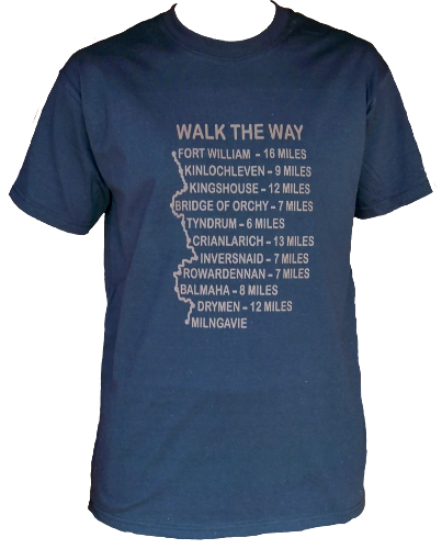 G63 – Adults T-shirt – Walk the Way T-Shirt-USE